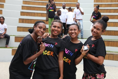 YKP and HIV Training in Papua New Guinea, Youth LEAD PNG is Formed