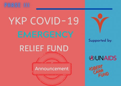 YKP COVID-19 Emergency Relief Fund launches Phase III