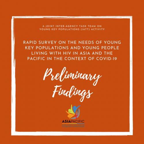 Preliminary Findings: YKP COVID-19 Survey