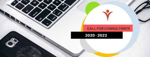 Call for Consultants 2020 - 2022