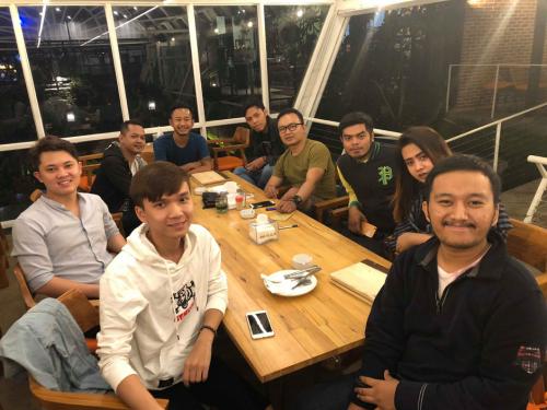 Lighthouse Social Enterprise x Fokus Muda Exchange on YKP Services