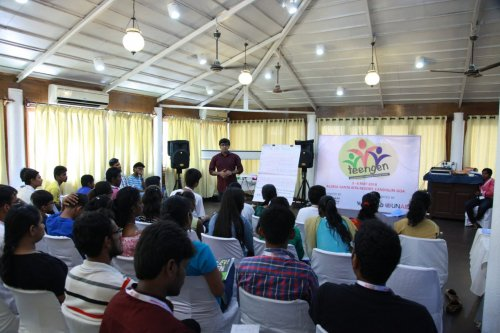 Empowering adolescents living with HIV in India through TeenGen Leadership Programme
