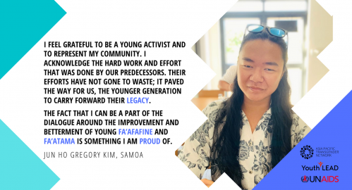 Dignity Amidst COVID-19: Trans Youth Leading the Response - Jun Ho Gregory Kim's Story