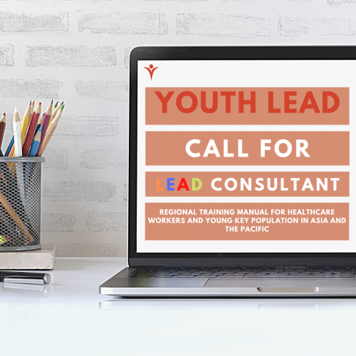 Regional Training Manual for Healthcare Workers and Young Key Populations: Call for Lead Consultant